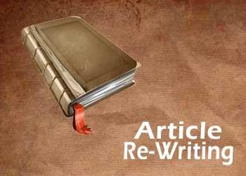 Rewriting Content