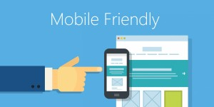 Is your website mobile friendly? 1