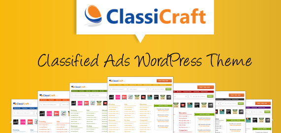 Classified Ads WordPress Themes