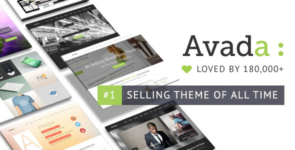 Avada: All-in-One Theme 1