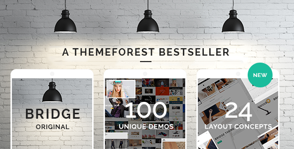 Bridge - Creative Multi-Purpose WordPress Theme 1