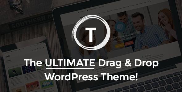 Total - Responsive Multi-Purpose WordPress Theme 1