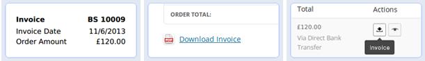 WooCommerce PDF Invoice 2