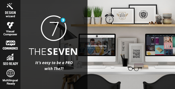 The7 — Responsive Multi-Purpose WordPress Theme 1