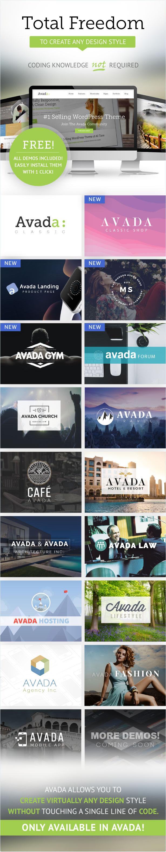 avada themes demo - Avada Theme Review