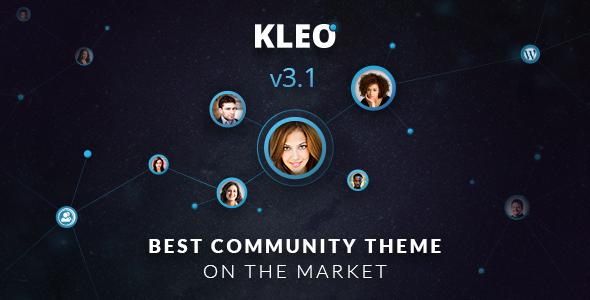 KLEO – Next level WordPress Theme 1