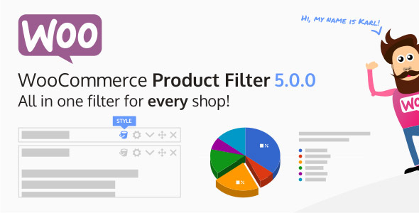 WooCommerce Product Filter 1