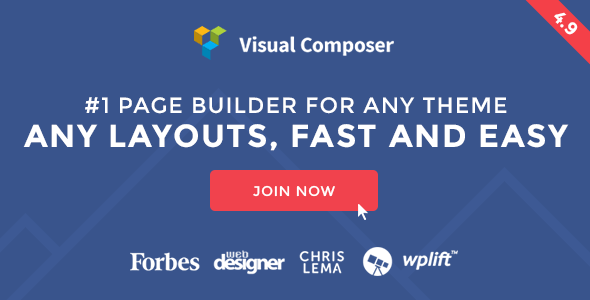Visual Composer: Page Builder for WordPress 1