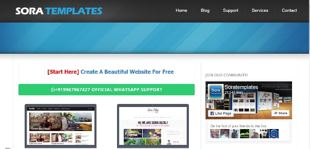 Best SEO friendly Blogger Template