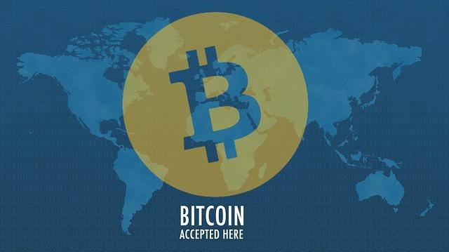 who accepts bitcoin 2017