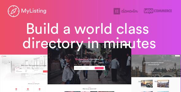 MyListing - Directory & Listing WordPress Theme 1