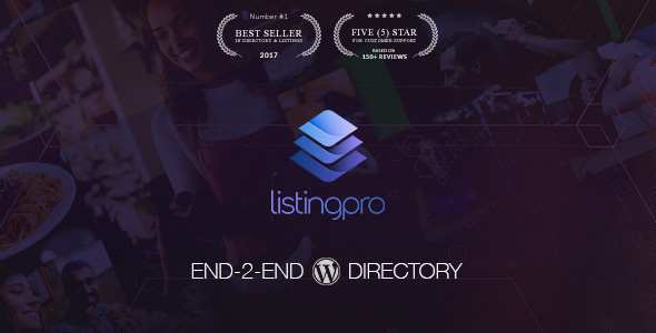 ListingPro - Directory WordPress Theme 1