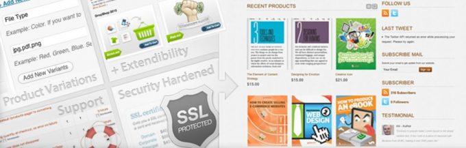 Wordpress plugin for online store - WP eCommerce