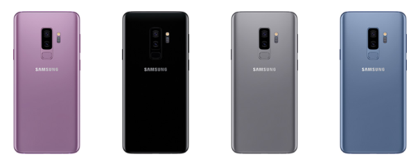 Smartphones with bigger screens